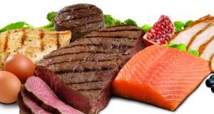 Proteinele pe care le preluăm din alimentative sunt descompuse în procesul de digestie până la aminoacizi, care sunt absorbiţi şi folosiţi în corpul nostrum pentru acest process de reconstrucţie.